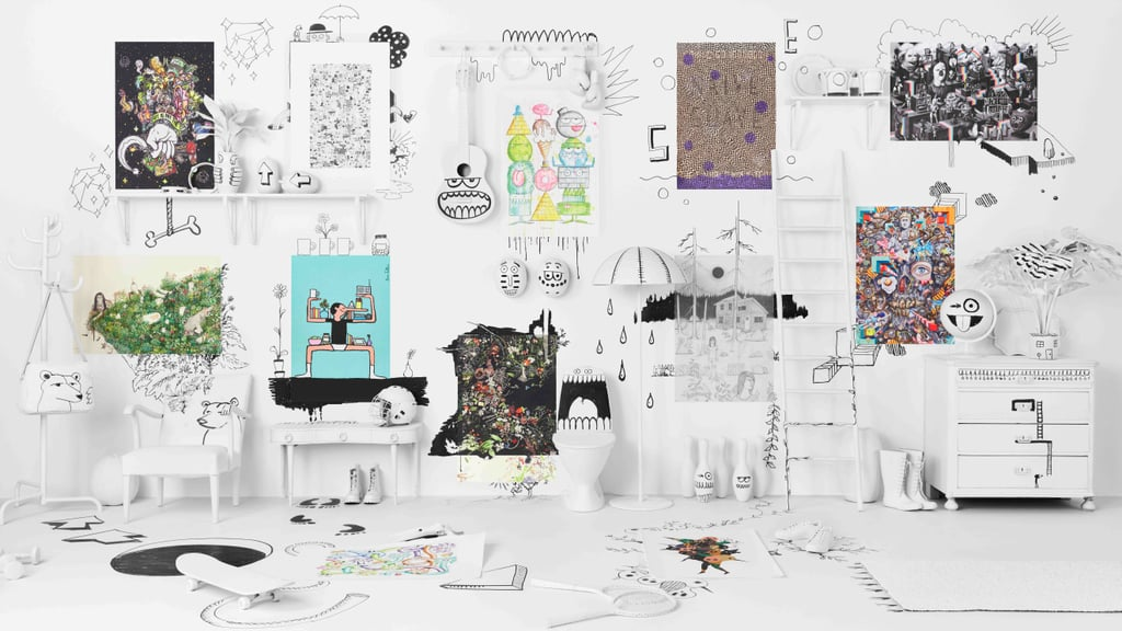 Ikeas New Limited Collection Makes It So Affordable To Bring Art Into Your Home