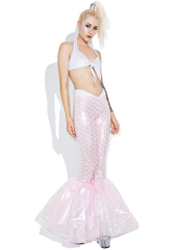 Secret Siren of Da Ocean Costume ($198)