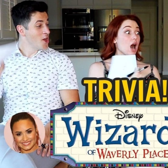 Wizards of Waverly Place Trivia Reunion | Gregg Sulkin Video