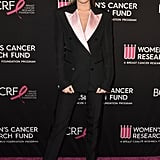 Miley Cyrus Tom Ford Pantsuit February 2019