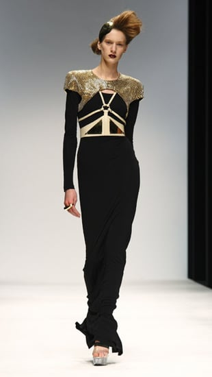 Photos from Sass and Bide Autumn 2010 Show in London