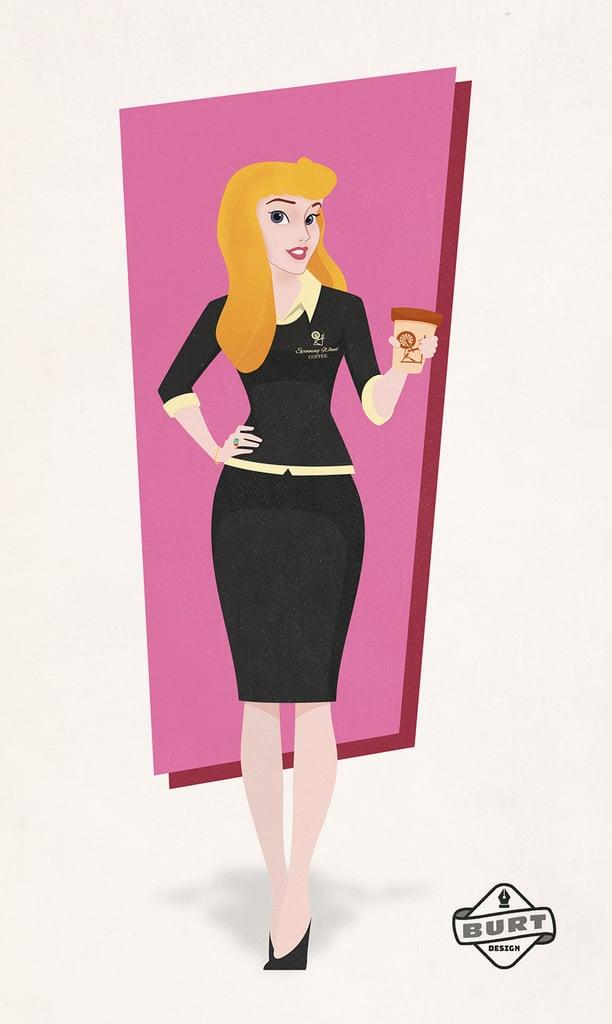 Aurora (Sleeping Beauty): Coffee Company CEO