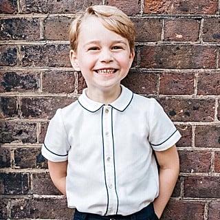 Prince George Official Birthday Portrait July 2018