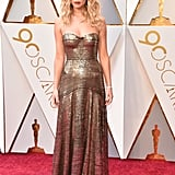 Jennifer Lawrence at the 2018 Academy Awards