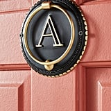 Nora Monogram Door Knocker