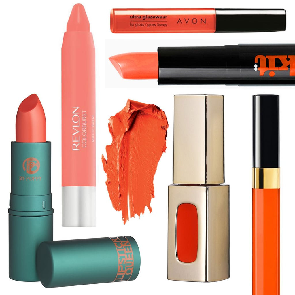 Orange Lipstick Reviews Trial Team