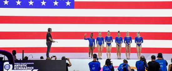 US Women's World Gymnastics Championships Team 2019