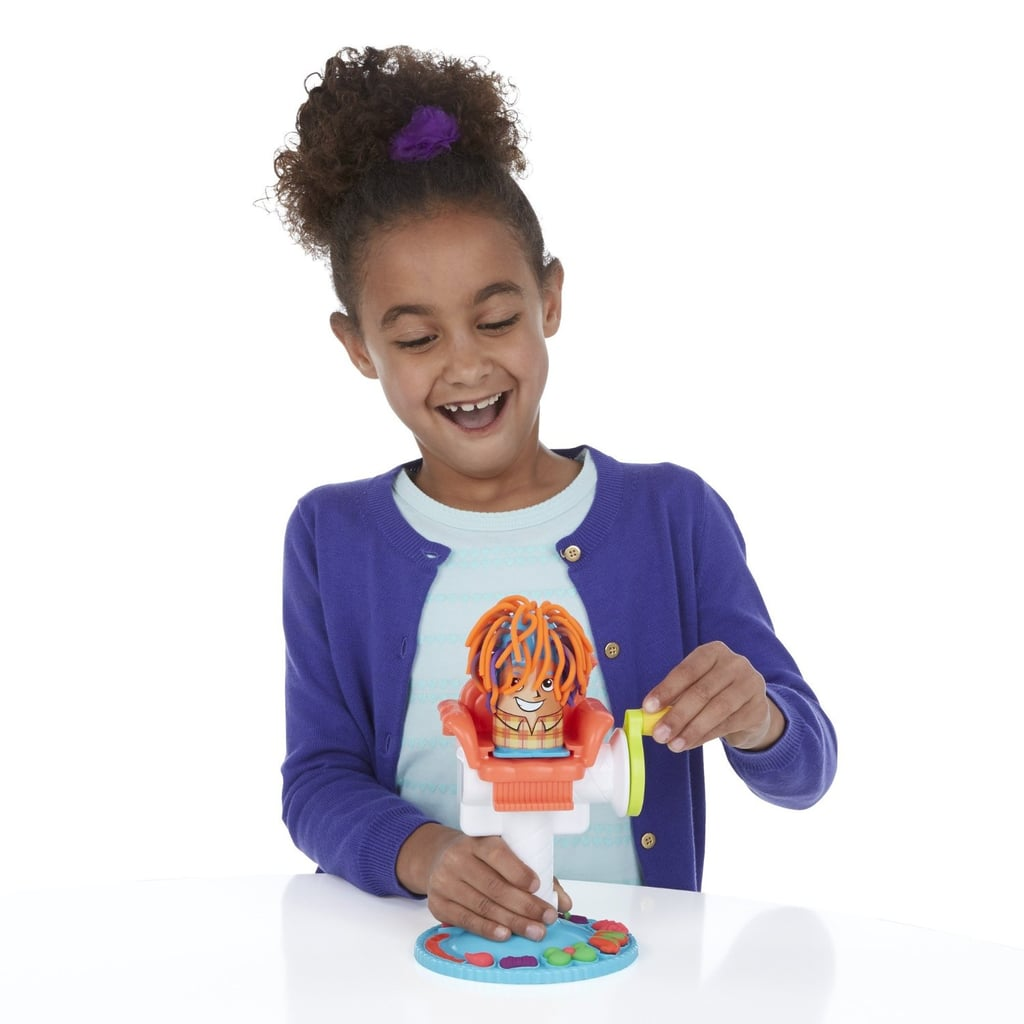 For 3-Year-Olds: Play-Doh Crazy Cuts