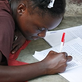 Bunmi Laditan Post About Being Done With Homework
