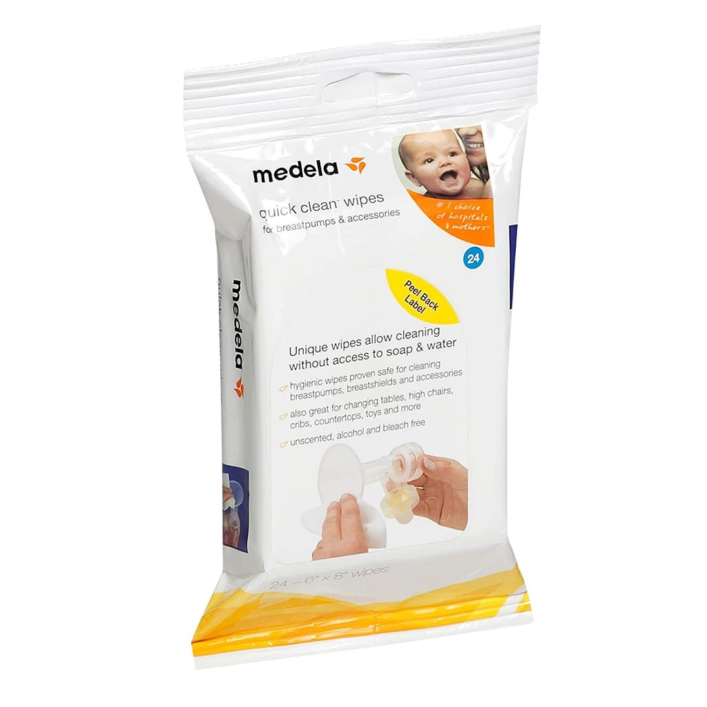 Medela Quick Clean Wipes