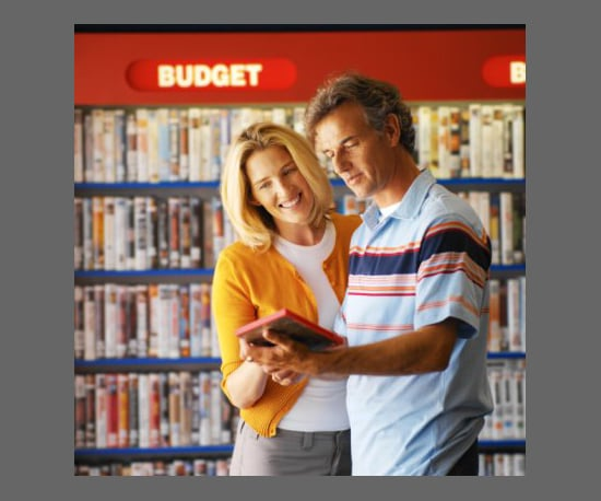 Replace DVDs with Blu-ray