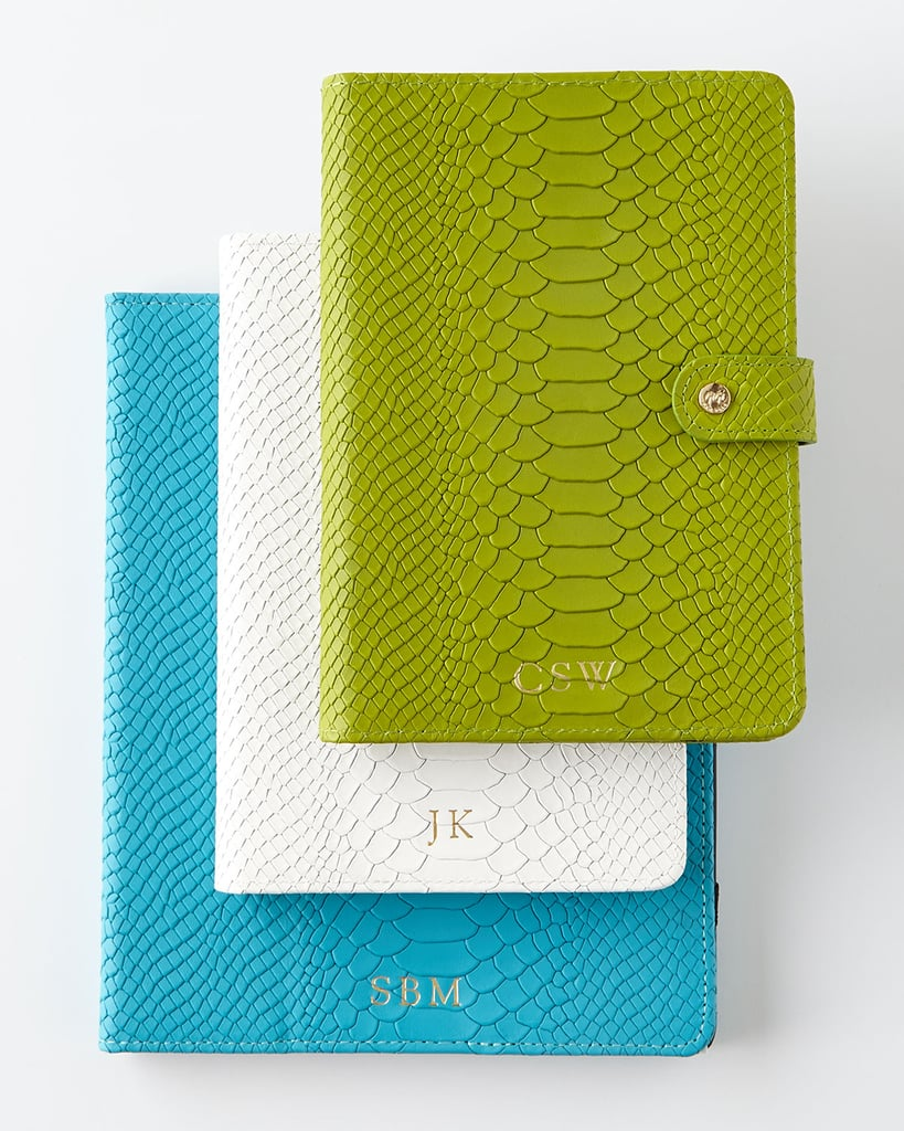 So chic! This python-embossed iPad Mini case ($145) can be personalized with Mom's initials so it's uniquely hers.
