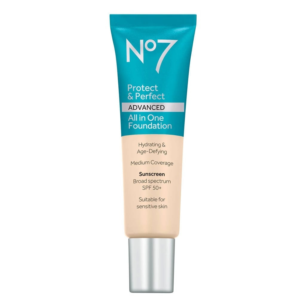 No7 Protect & Perfect Advanced All in One Foundation