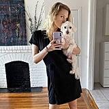 Lou & Grey Signaturesoft Mini Wrap Dress