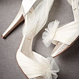 Find your wedding sole mate — 15 pairs perfect for walking down the aisle.
