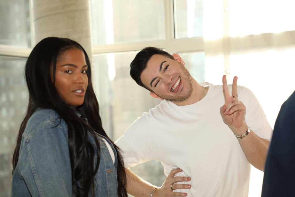 Manny MUA and Shayla For Maybelline