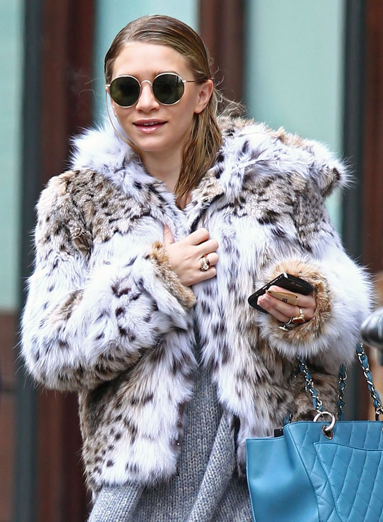 Mary-Kate and Ashley Fashionably Show Their Support For Socialite Designer Vanessa Traina