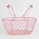 Mini Wire Basket ($4 for set of 2, originally $8)