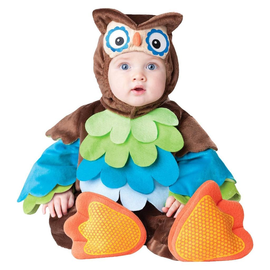 What a Hoot Owl Costume