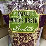 Trader Joe's Dry Green Lentils