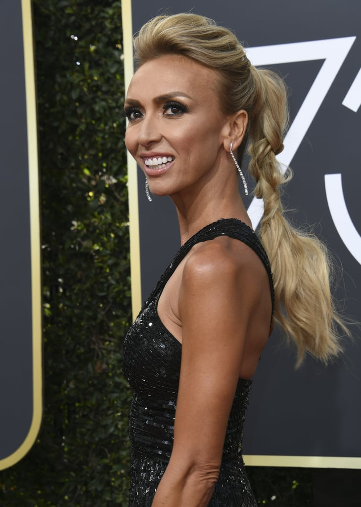 Celebrity Hair And Makeup At The 2018 Golden Globes