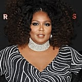 Lizzo at Spotify's Secret Genius Awards in 2017