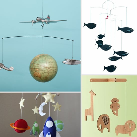 Seriously Dreamy: 10 Sweet Baby Boy Mobiles
