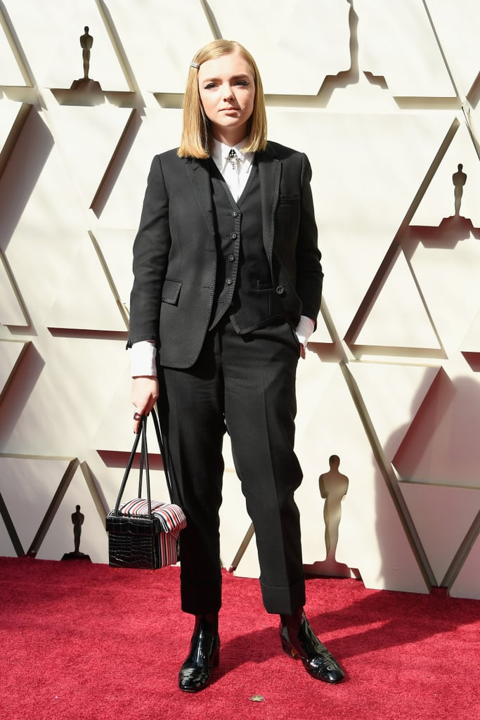 Elsie Fisher at the 2019 Oscars