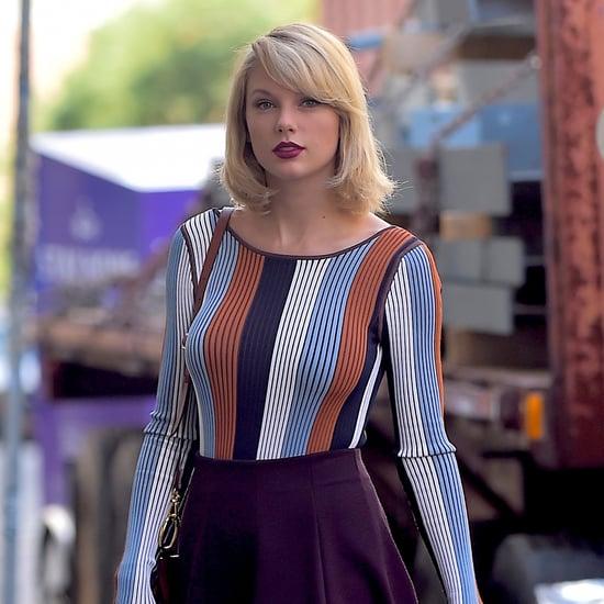 Taylor Swift's Cat Earrings