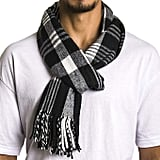 Alpine Swiss Plaid Scarf