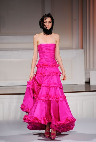 New York Fashion Week: Oscar de la Renta Spring 2010