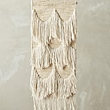 Anthropologie Ojai Fringed Wall Art