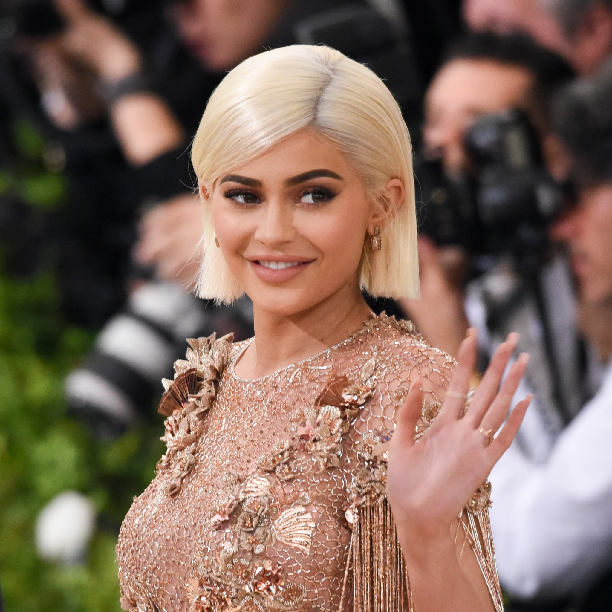 Pregnant Kylie Jenner Is Ready For Daughter's Arrival