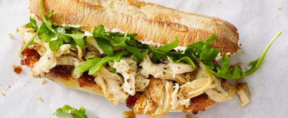 "3 Stunning, New Starbucks Lunches to Make You Scream ""Take My Money!"""