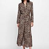 Long Leopard Print Dress ($99)
