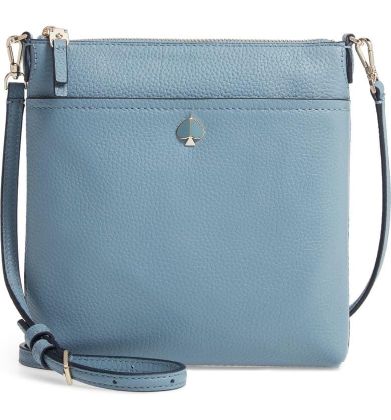 Kate Spade New York Small Polly Leather Crossbody Bag