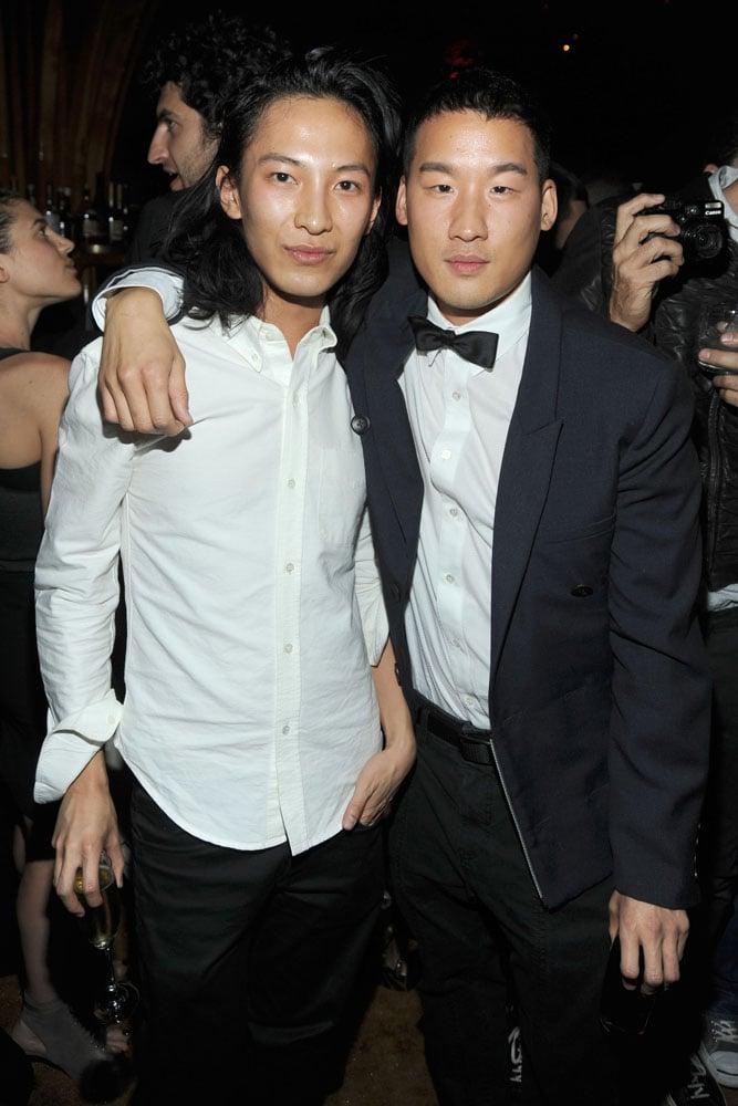 Alexander Wang, Richard Chai Photo courtesy the CFDA