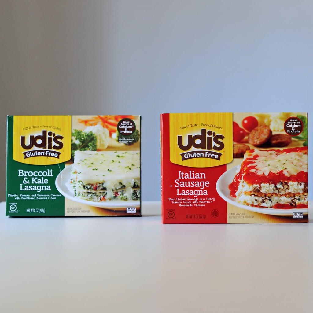 Review of Udi's Lasagna
