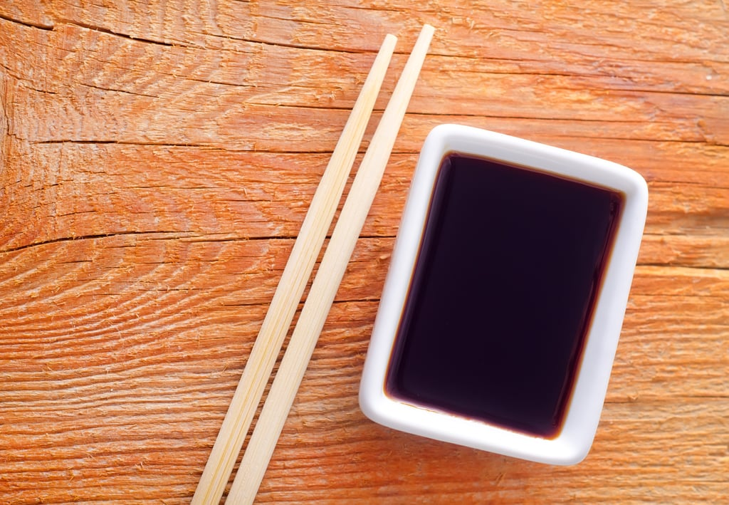 Remove Soy Sauce Stains