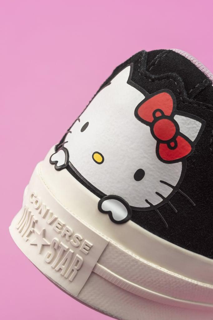Hello Kitty x Converse Collaboration  5da2d5d06