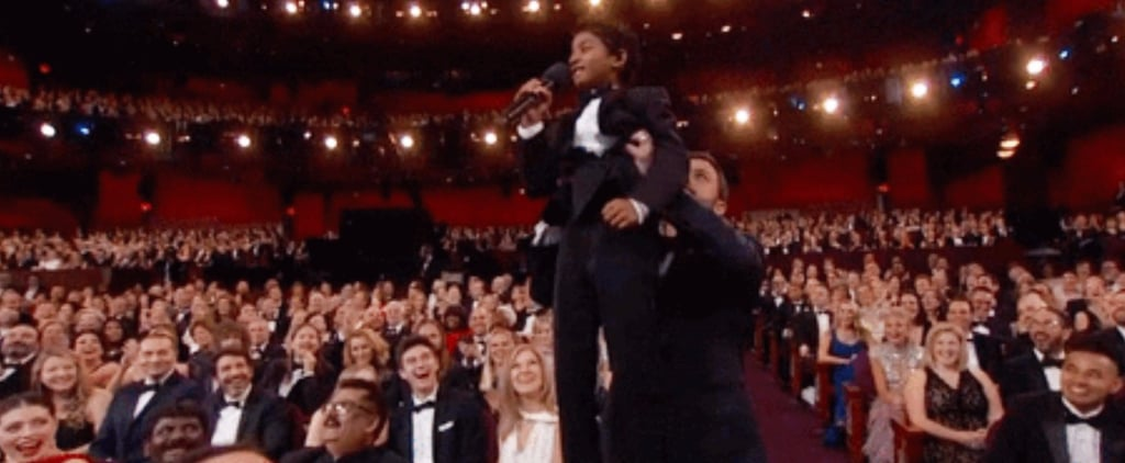 This Lion King Moment at the Oscars Is Your New Favorite Thing