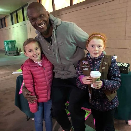 Man Buys Girl Scout Cookies Because of the Cold