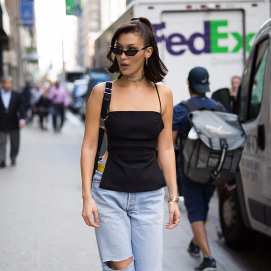 Bella Hadid's Sneakers