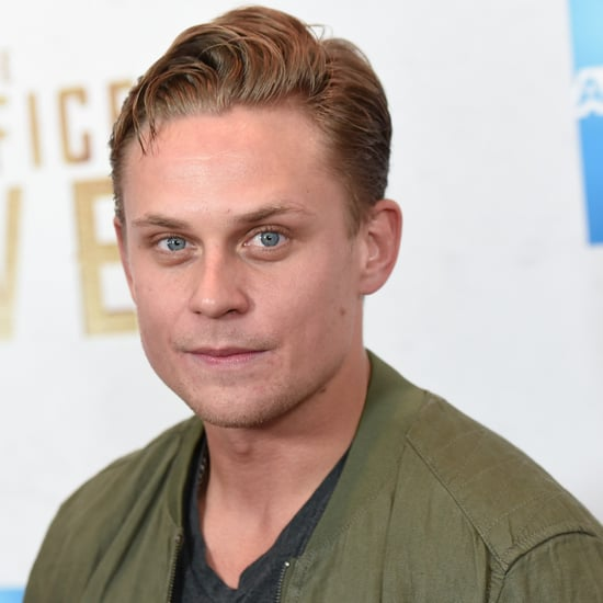 Who Is Playing Prince Anders in Aladdin?