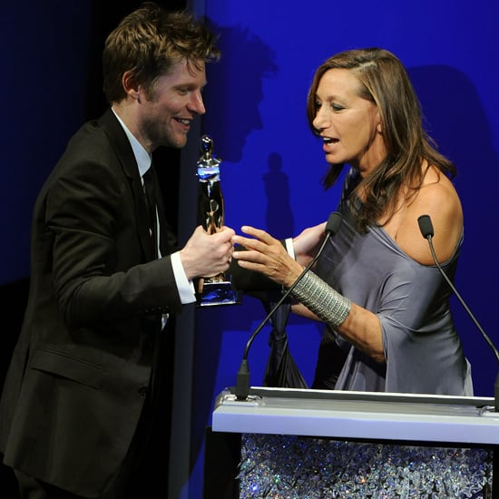 Christopher Bailey Naked Donna Karan Story | CFDA 2012