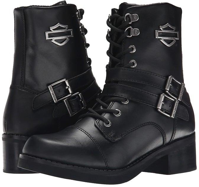 Harley-Davidson Melinda Lace-Up Boots