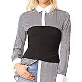 Kendall + Kylie Bustier Shirt