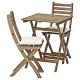 Askholmen Table With 2 Chairs