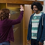 Daveed Diggs on Unbreakable Kimmy Schmidt