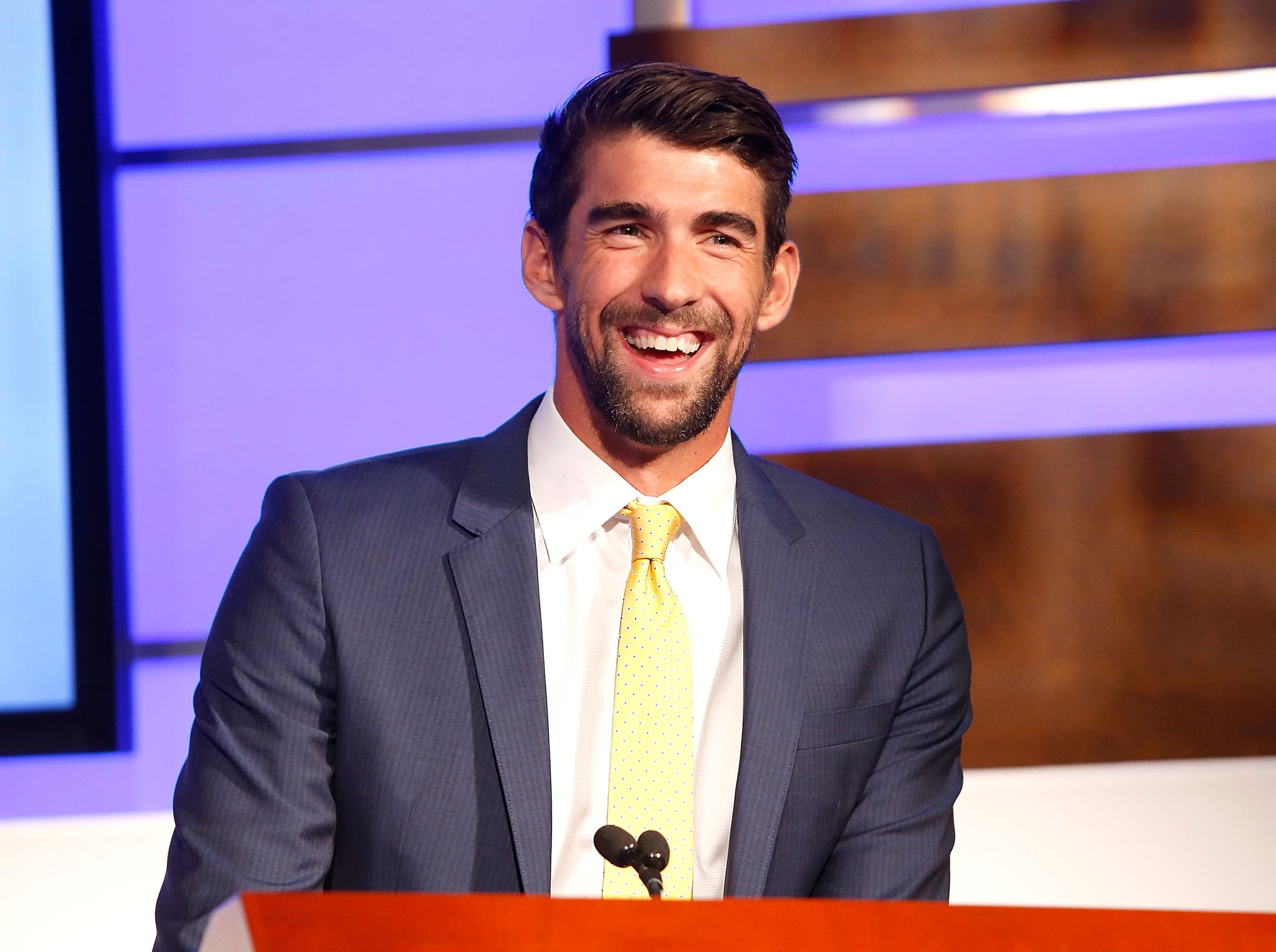 "Michael Phelps Reveals How Therapy Impacted His Life: ""I'm Still Here"""